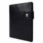 Кожаное портмоне (black)