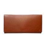 Кожаный кошелек Flight (brown)