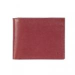 Кожаный кошелек Slim (brown)